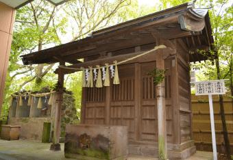 小室神社 若宮社 香取神社